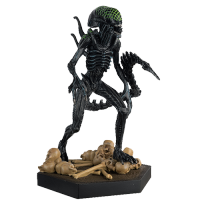 Alien Predator Figurine Collection no.18 Grid Xenomorph from AvP