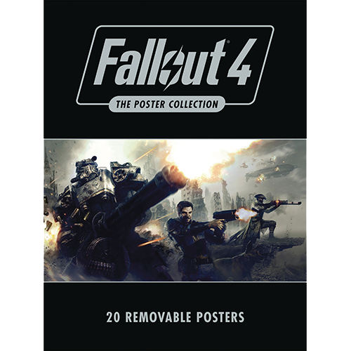 Fallout 4 TP Poster Collection