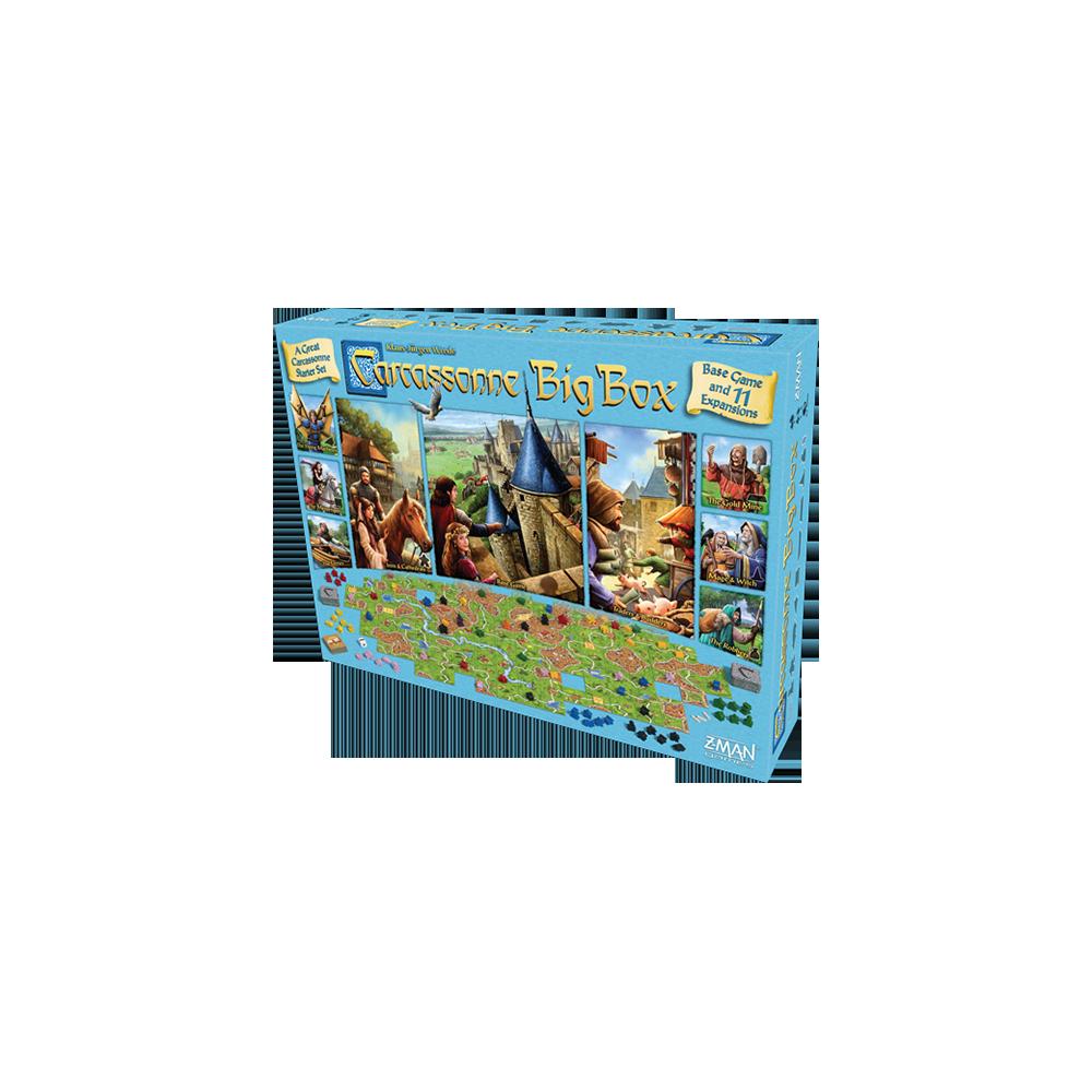 Carcassonne Big Box (2017)
