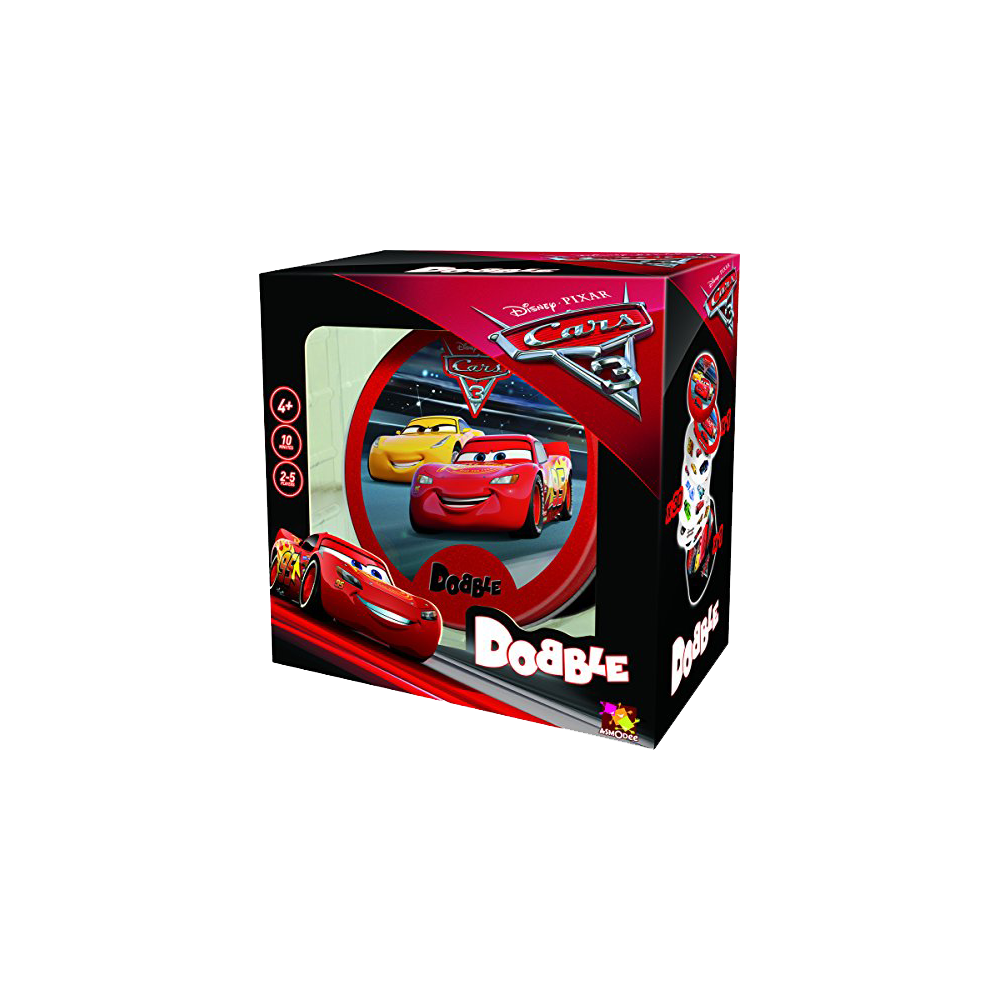 Dobble Kids - Cars 3