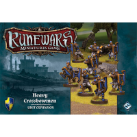 Runewars Miniatures Game - Heavy Crossbowmen