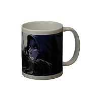 Arrow Comic Strip Mug