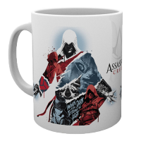 Assassin's Creed Compilation 2 Mug