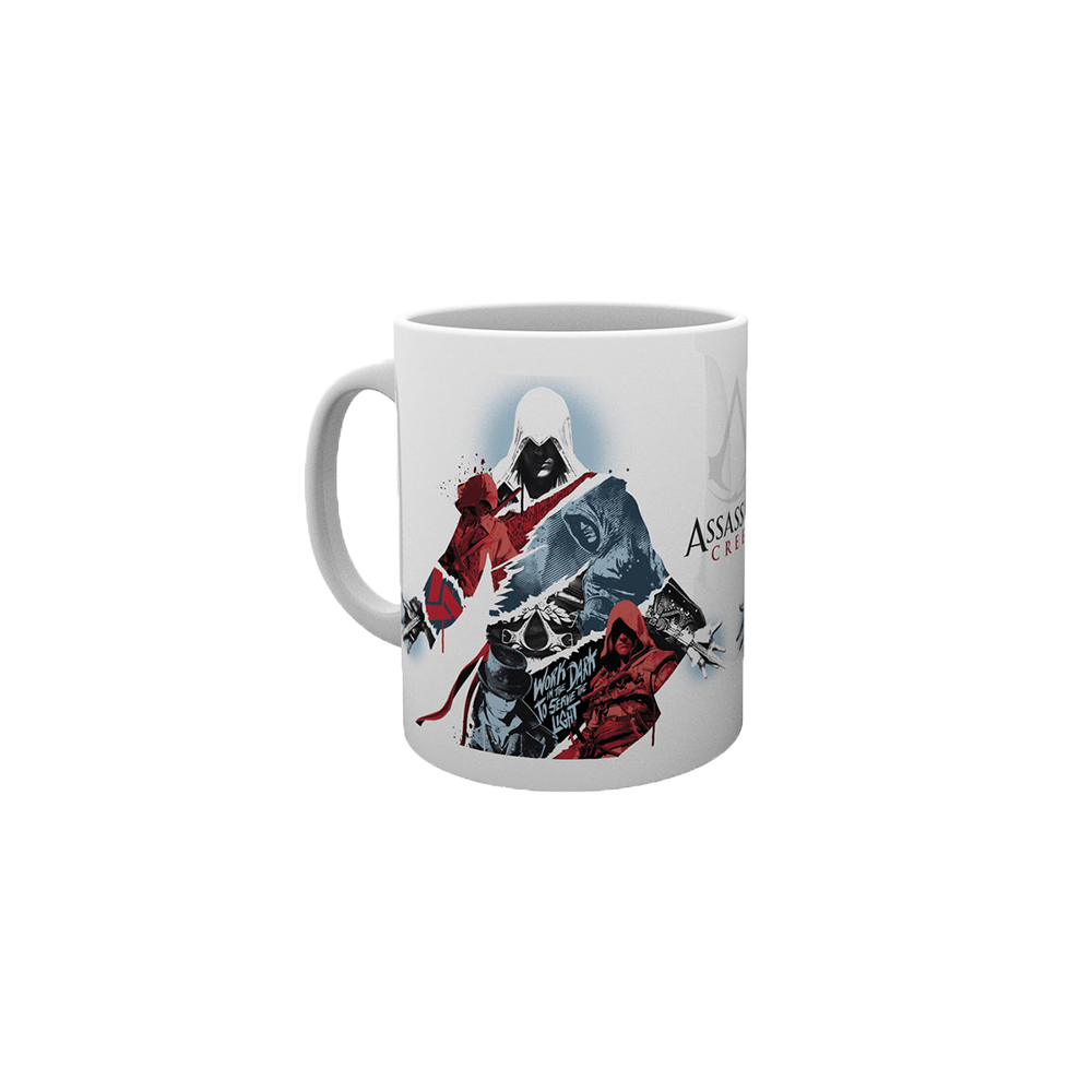 Assassin's Creed Compilation 2 Mug