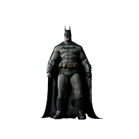 Batman Arkham City Video Game Masterpiece Action Figure