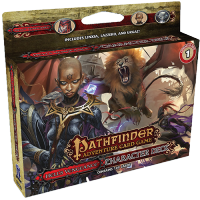 Pathfinder Adventure Card Game: Hell's Vengeance Character Deck
