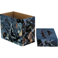 Short Comic Storage Box: DC Comics Batman Jump