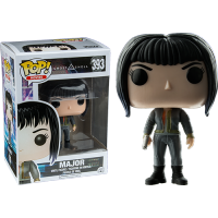 Funko Pop: Ghost In the Shell - Major in Bomber Jacket