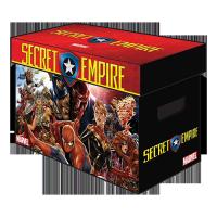 Short Comic Storage Box: Marvel Secret Empire