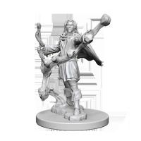 Pathfinder Unpainted Miniatures: Elf Male Sorcerer