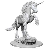 Pathfinder Unpainted Miniatures: Unicorn