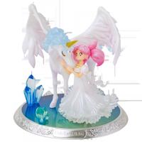 Figurină: Sailor Moon - Chibiusa & Pegasus