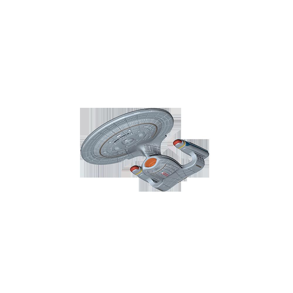 Figurină: NYCC 2016 Ex Star Trek TNG Titans Enterprise D