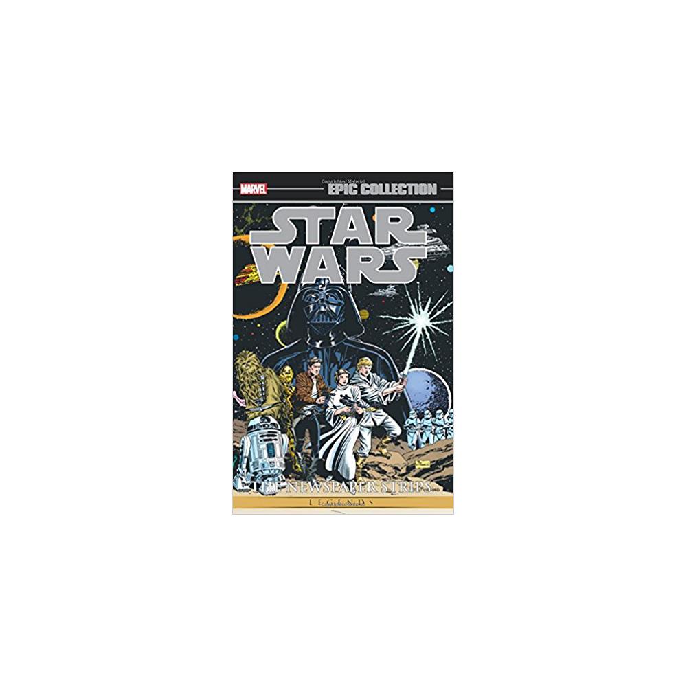 Star Wars Legends Epic Collection: Vol 01 - Newspaper Strips