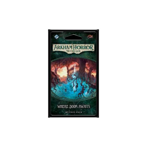 Arkham Horror: The Card Game - Where Doom Awaits Mythos Pack