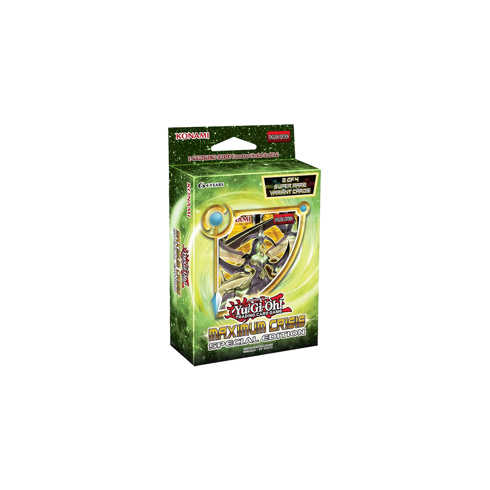Yu-Gi-Oh!: Maximum Crisis Special Edition