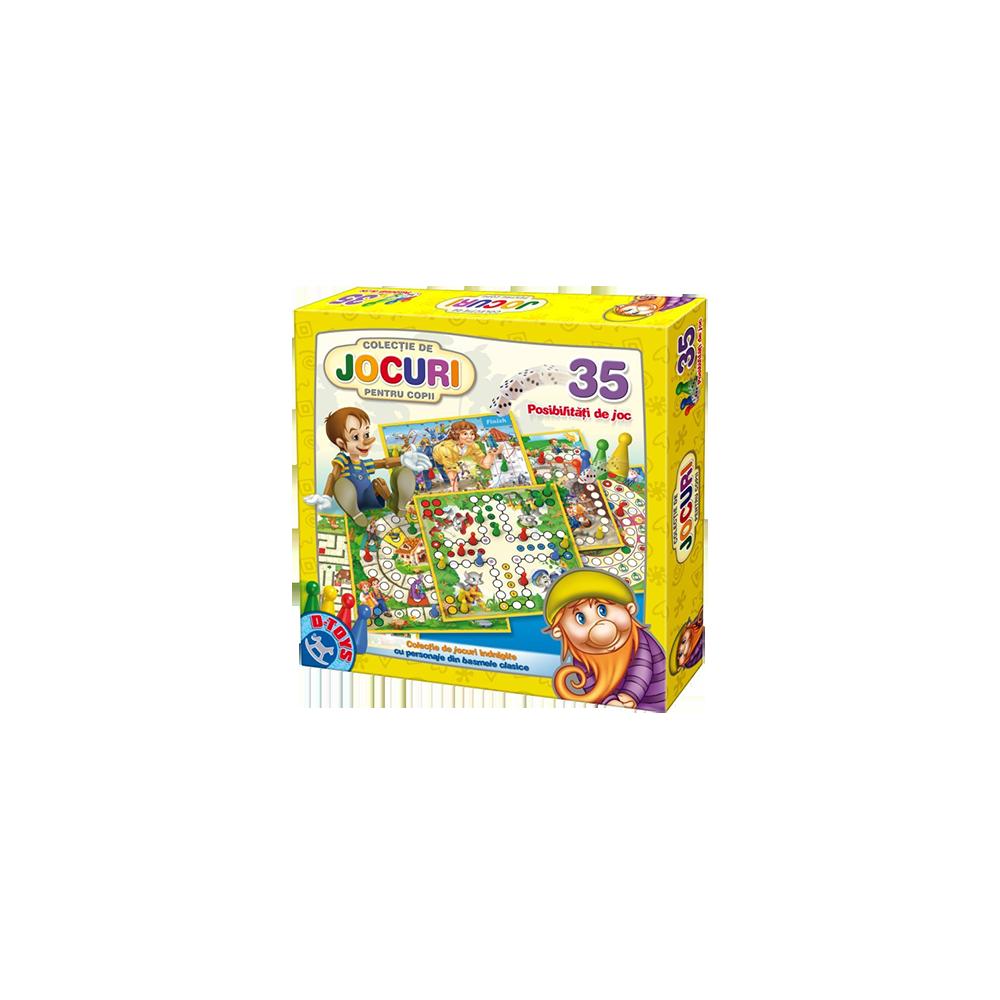 Colectie 35 jocuri Basme