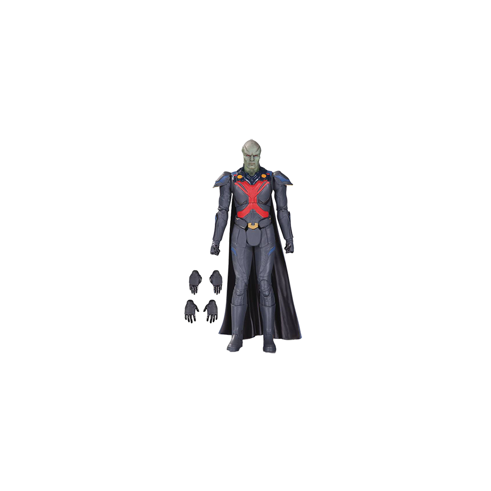 DC TV - Supergirl Martian Manhunter