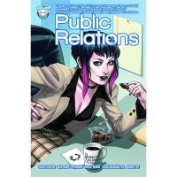 Public Relations TP Vol 01 Once Upon A Timesheet