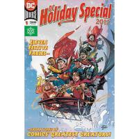 DC Universe Holiday Special 2017 no 1
