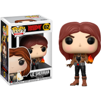 Funko Pop: Hellboy - Liz Sherman