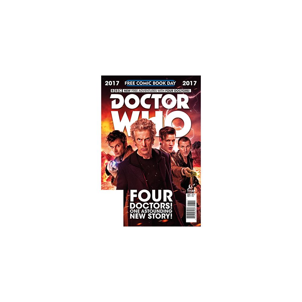 FCBD 2017 Doctor Who