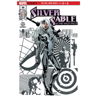 Silver Sable Wild Pack 36 Legacy