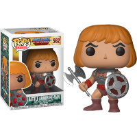Funko Pop: Movies Masters of the Universe - Battle Armor He-Man