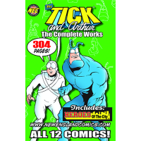 Tick and Arthur Complete Works TP (New Ptg)