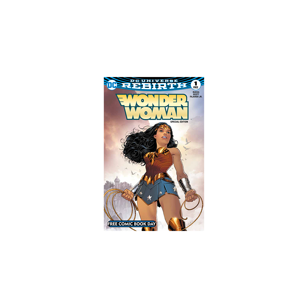 FCBD 2017 Wonder Woman 1 Special Edition