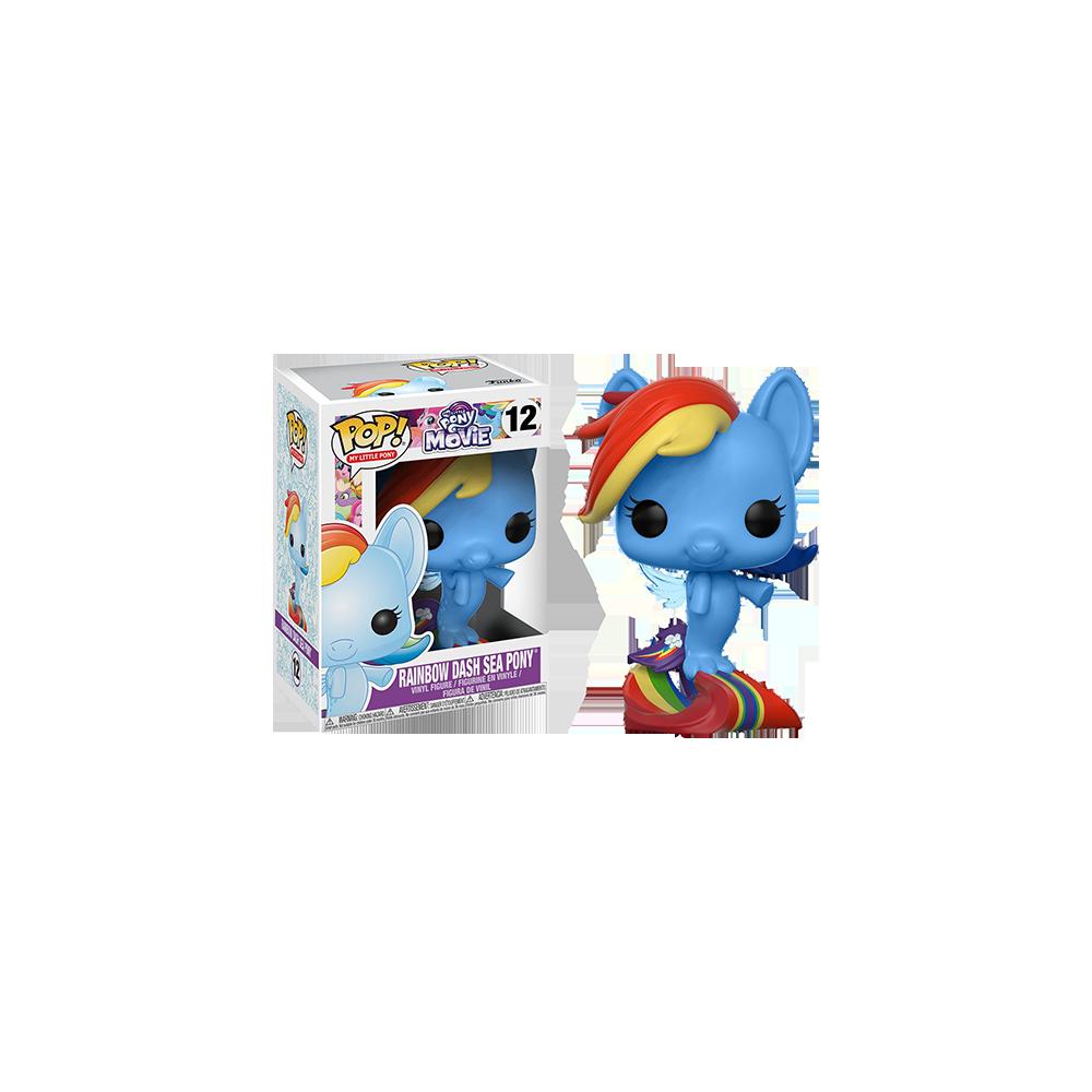 Funko Pop: My Little Pony - Rainbow Dash Sea Pony