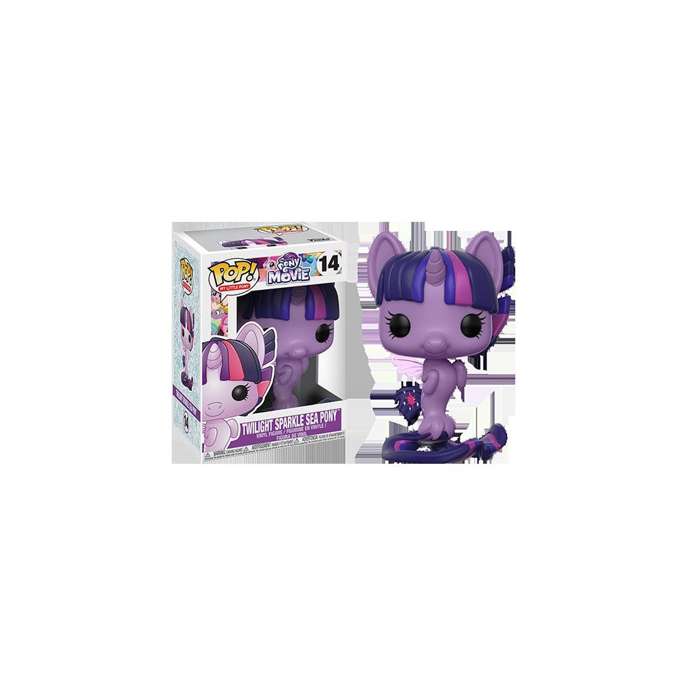 Funko Pop: My Little Pony - Twilight Sparkle Sea Pony