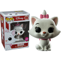 Funko Pop: Aristocats - Marie Flocked
