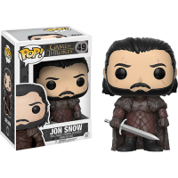 Funko Pop: Game of Thrones - Jon Snow (new look)