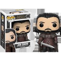 Funko Pop: Game of Thrones - Jon Snow (new look)