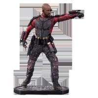 Suicide Squad Statue Deadshot