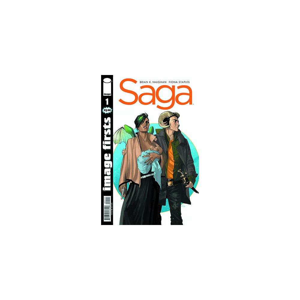 Image Firsts Saga 1