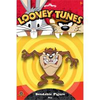 Looney Tunes Bendable Figure Taz the Tazmanian Devil