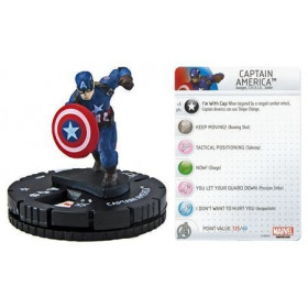 Marvel HeroClix - Captain America Civil War Gravity Feed