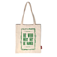 Harry Potter Shopping Bag Voldemort