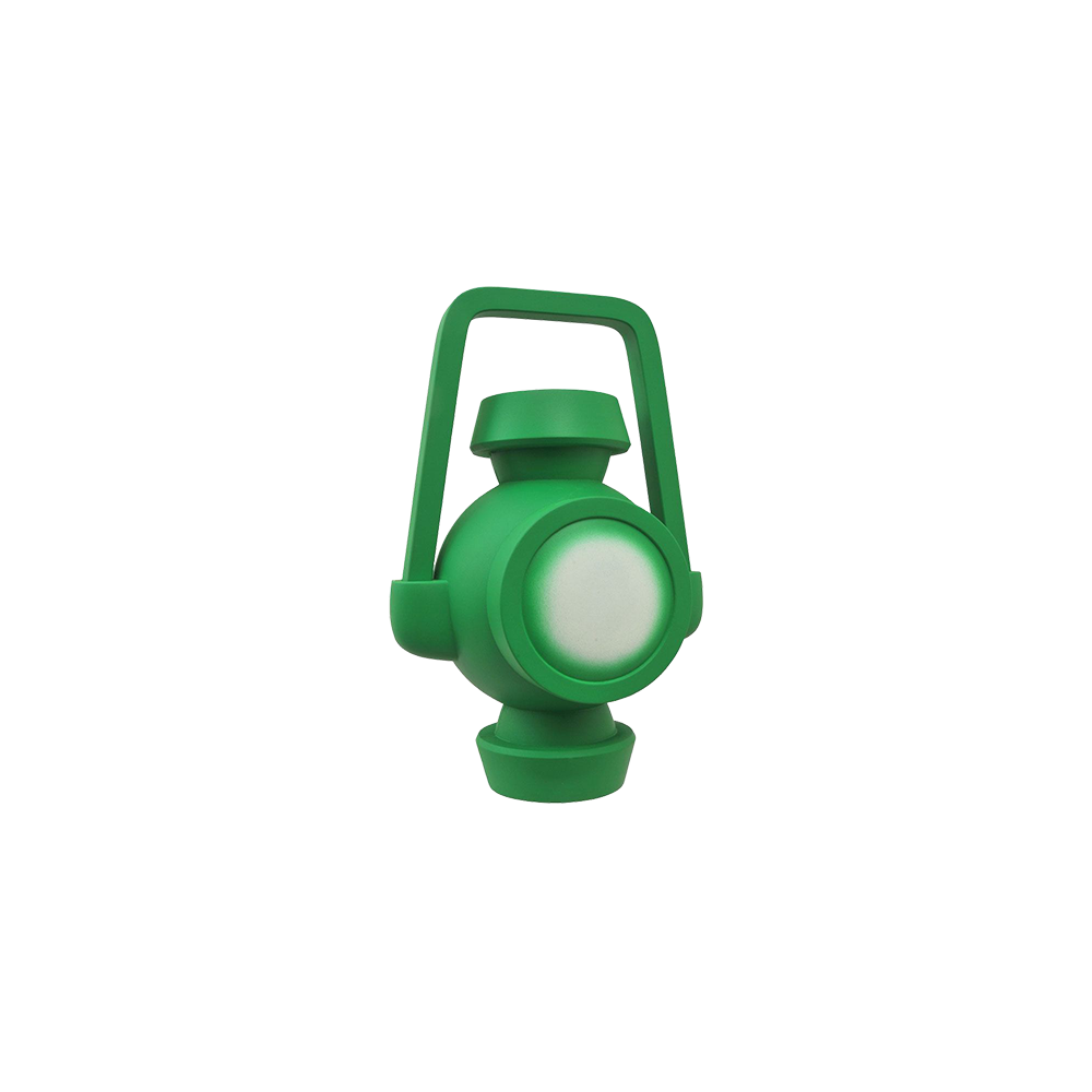 Justice League The Animated Series - Green Lantern Battery Vinyl
