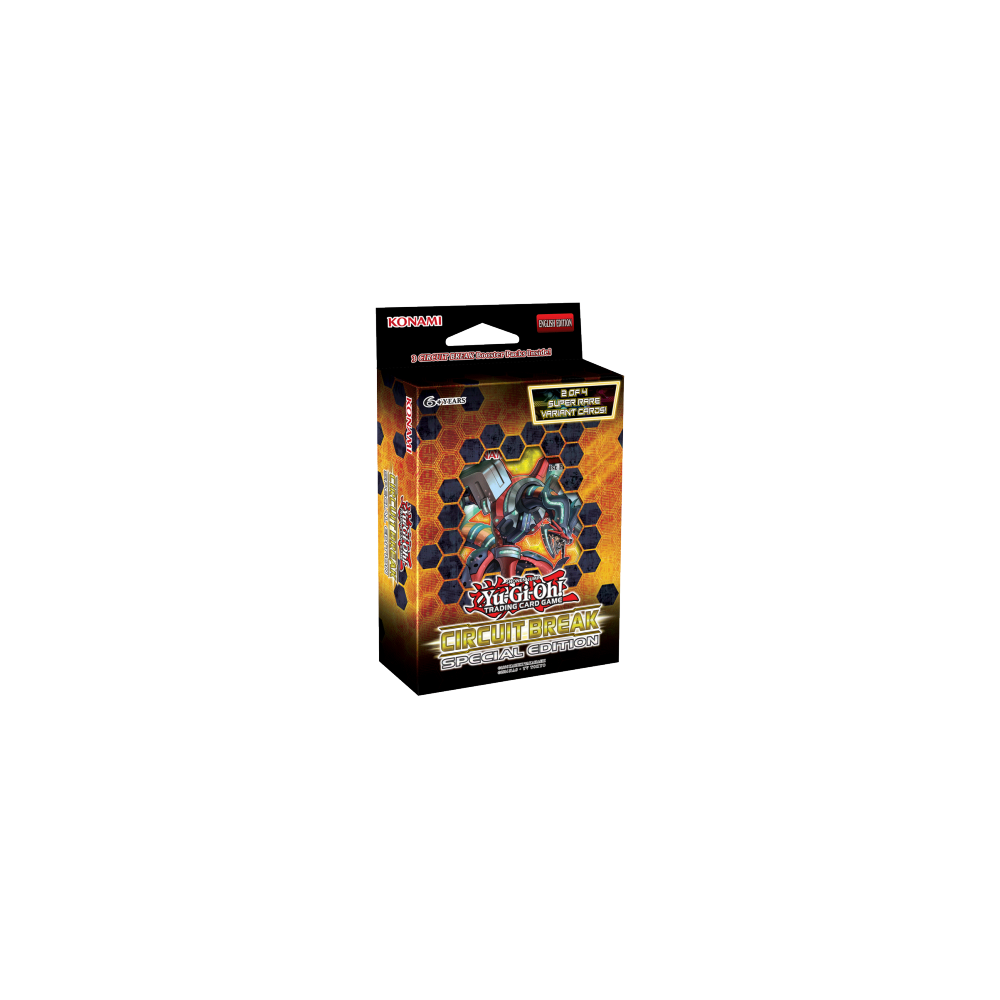 Yu-Gi-Oh!: Invasion: Circuit Break Special Edition