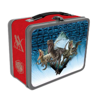 Jurassic World Tin Tote Raptors