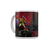 Legend of Zelda Battle Mug