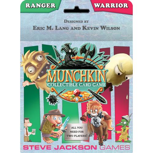 Munchkin CCG: Ranger and Warrior Starter Set