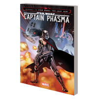 Journey Star Wars Last Jedi Captain Phasma TP