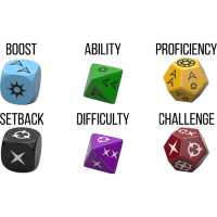 Genesys: A Narrative Dice System Core Rulebook