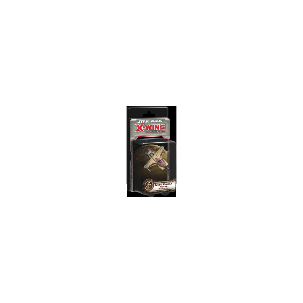 Star Wars: X-Wing Miniatures Game – M12-L Kimoglia Fighter