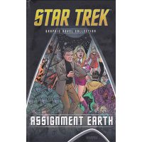 Star Trek Graphic Novel Collection 23 Assignment Earth HC