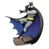 Figurină: DC Gallery Batman: The Animated Series - Batman